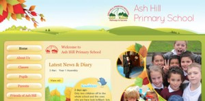 Recent school website launches