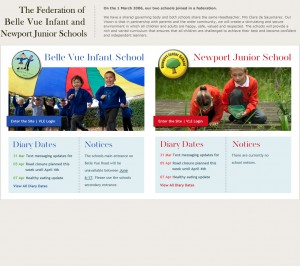 Interesting School Website of the Week