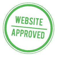 Website Approved