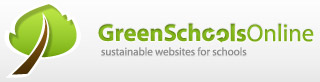 School website design - Green Schools Online