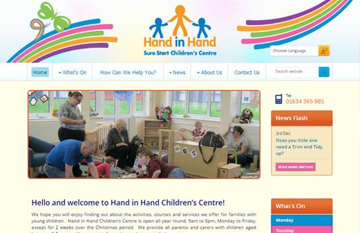 Hand in Hand Children's Centre