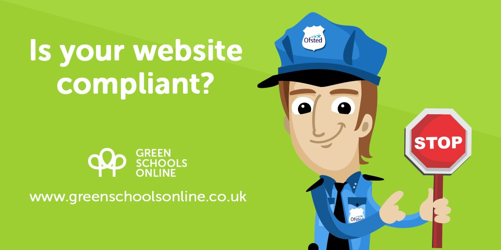 Ofsted compliant website